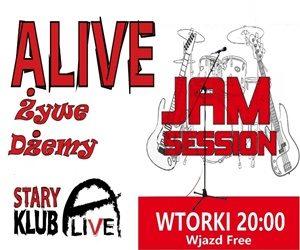 ŻYWE DŻEMY @ KLUB ALIVE | Wrocław | Województwo dolnośląskie | Polska