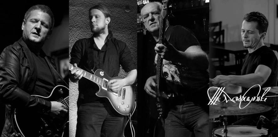 Marek Waszczyński Band @ Kolejowa 12