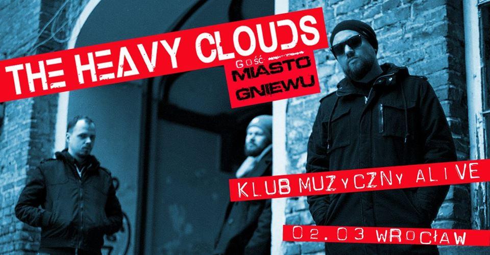 The Heavy Clouds & Touch of Evil @ Kolejowa 12 | Wrocław | Województwo dolnośląskie | Polska