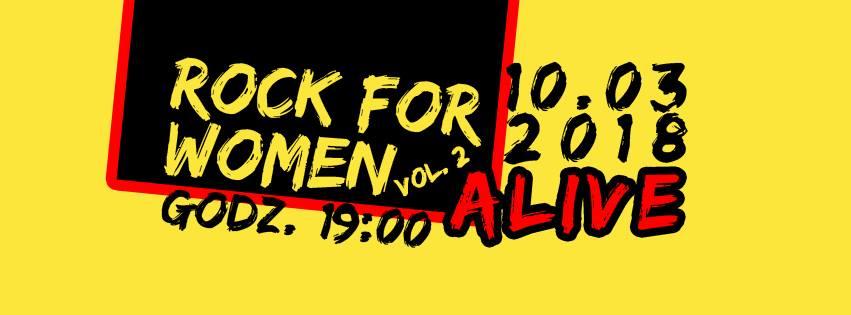 Rock For Women vol. 2: City Combat & The Trolls & Fak Ihr @ Kolejowa 12 | Wrocław | Województwo dolnośląskie | Polska