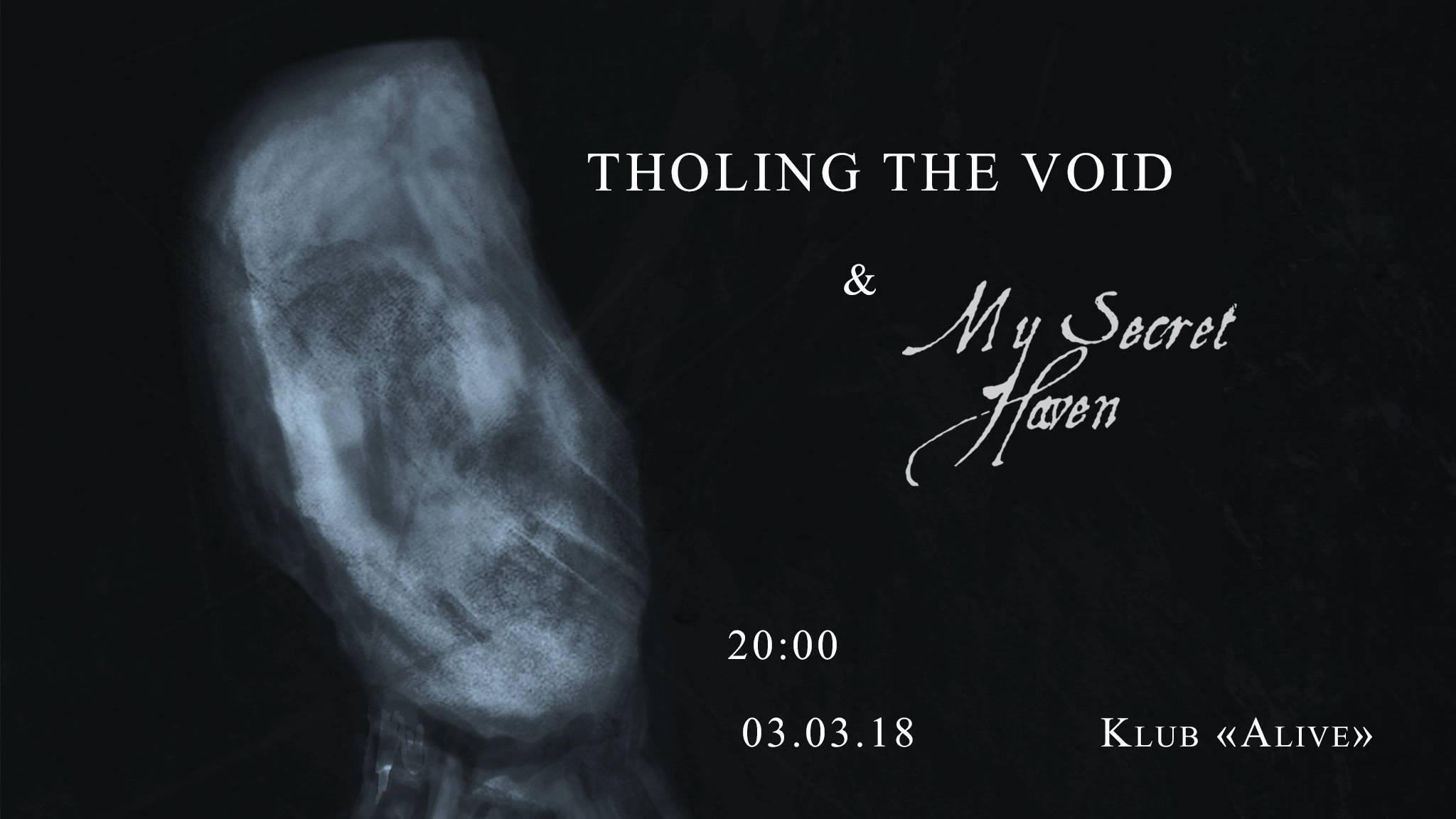 Tholing the Void & My Secret Haven @ Kolejowa 12 | Wrocław | Województwo dolnośląskie | Polska