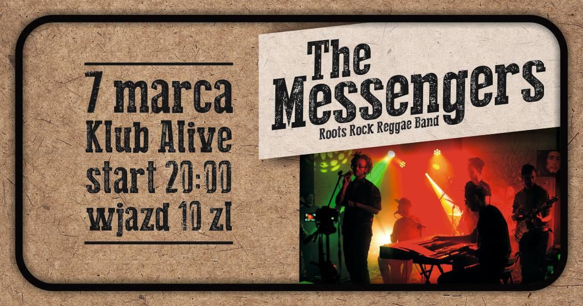 The Messengers @ Kolejowa 12 | Wrocław | Województwo dolnośląskie | Polska