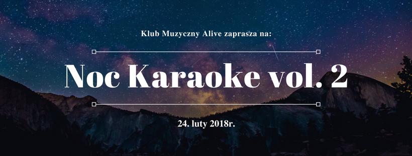 Noc Karaoke @ Kolejowa 12 | Wrocław | Województwo dolnośląskie | Polska