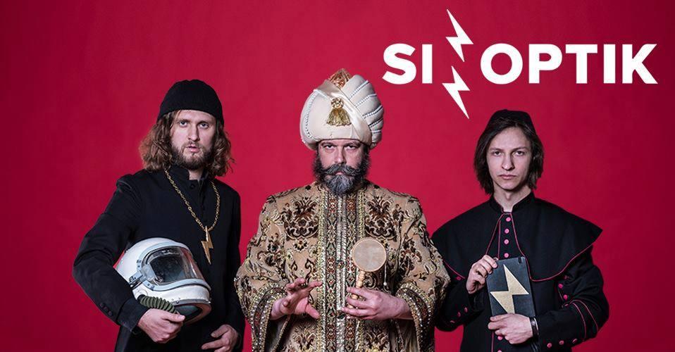 Sinoptik + Andromeda Space Ritual @ Kolejowa 12 | Wrocław | Województwo dolnośląskie | Polska