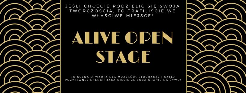 ALIVE OPEN STAGE @ Kolejowa 12 | Wrocław | Województwo dolnośląskie | Polska