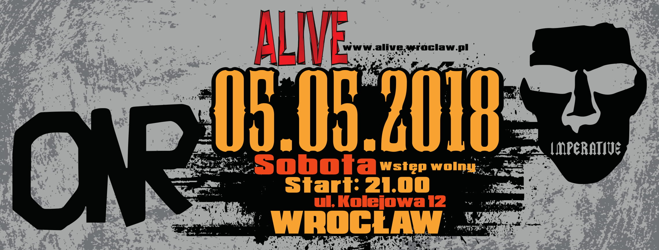 Imperative + ONR @ Kolejowa 12 | Wrocław | Województwo dolnośląskie | Polska