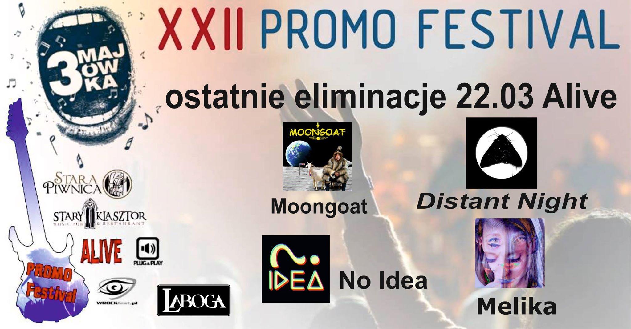 VII Eliminacje do PROMO Festival @ Kolejowa 12 | Wrocław | Województwo dolnośląskie | Polska