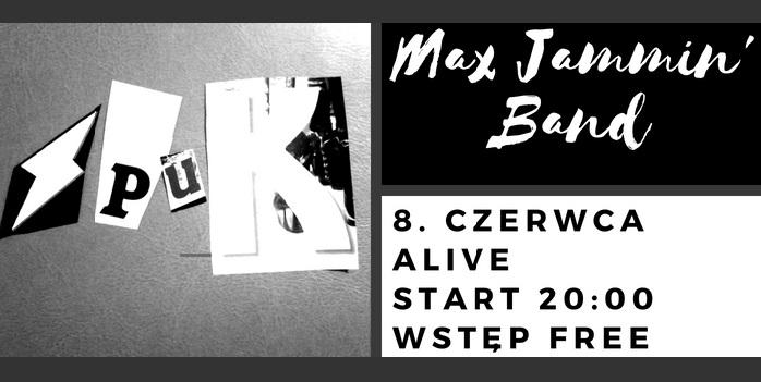Spuk + Jam Session:  Max Jammin' Band @ Kolejowa 12   Wrocław   Województwo dolnośląskie   Polska