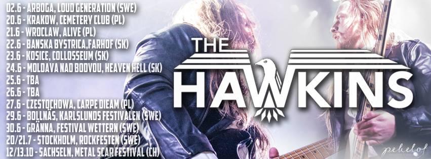 The Hawkins + Chapter One @ Kolejowa 12