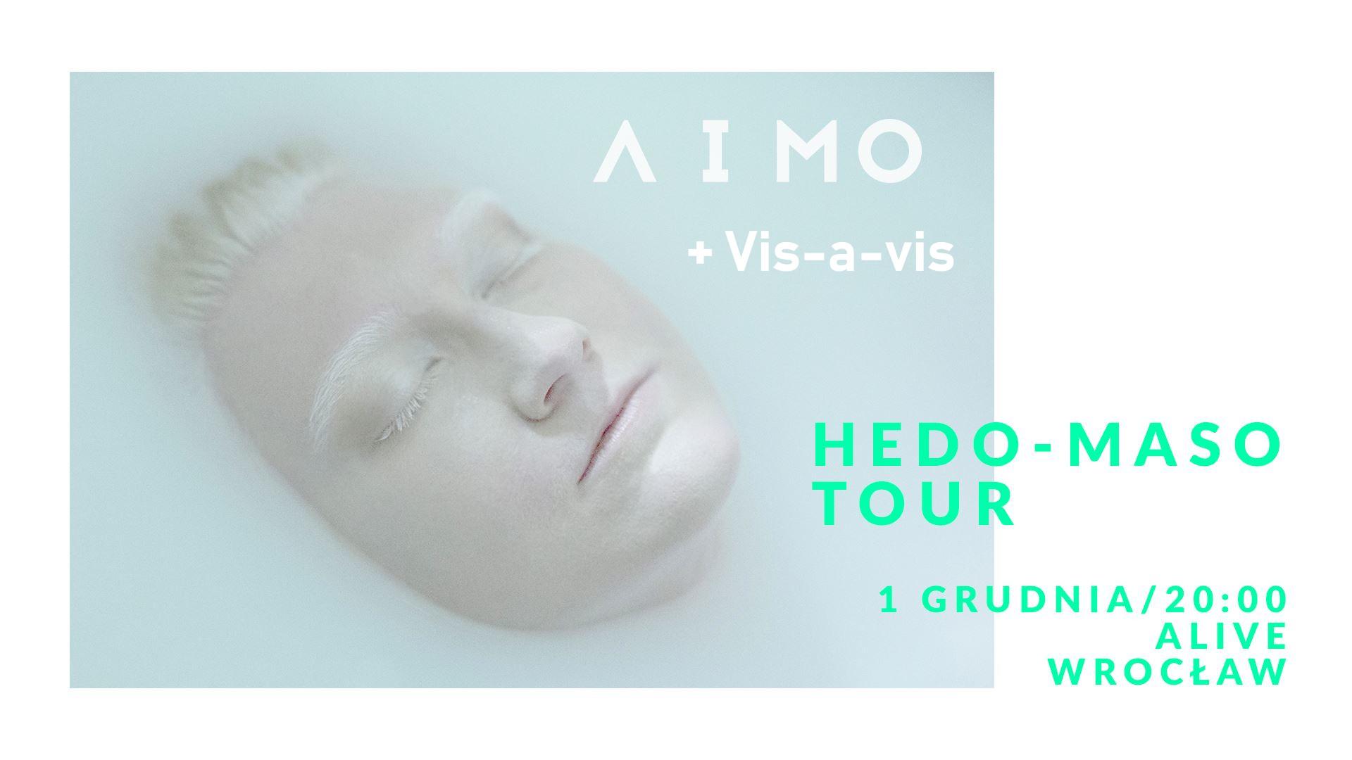 Aimo + Vis a Vis @ Kolejowa 12