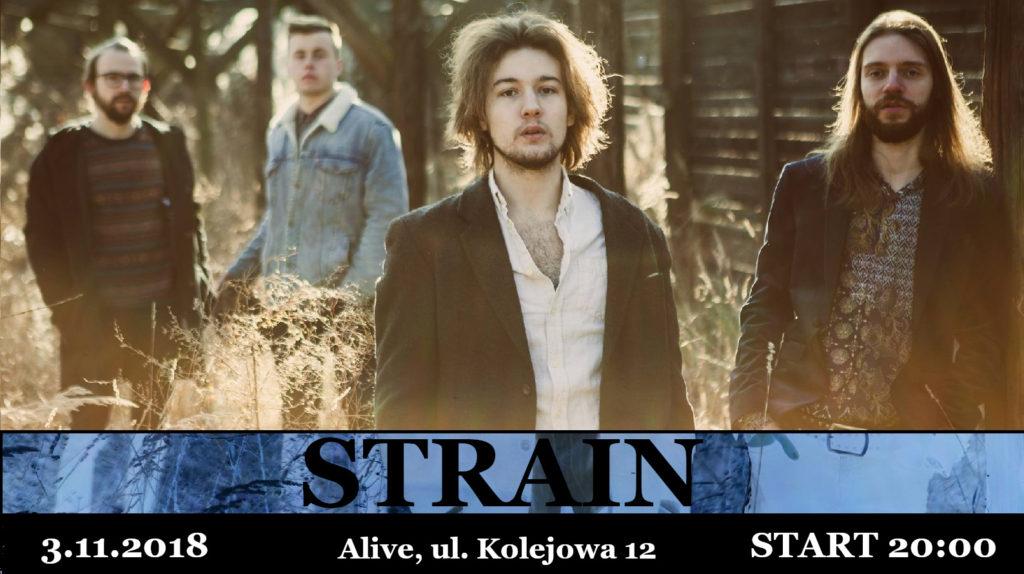 STRAIN @ Kolejowa 12