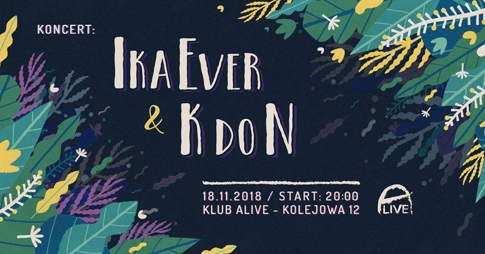 IkaEver + K do N @ Kolejowa 12