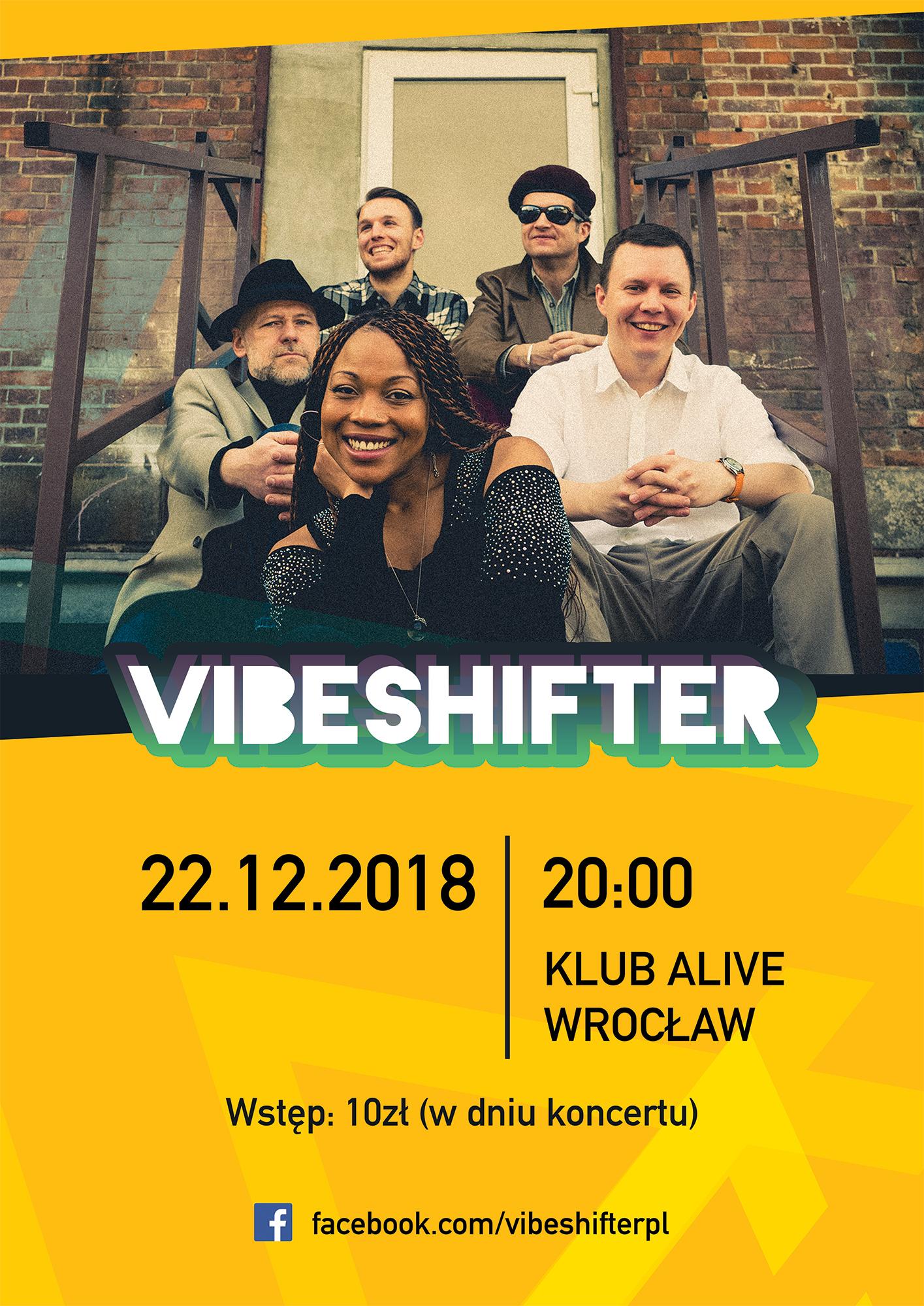 Vibeshifter + Ms. Taken @ Kolejowa 12 | Wrocław | Województwo dolnośląskie | Polska