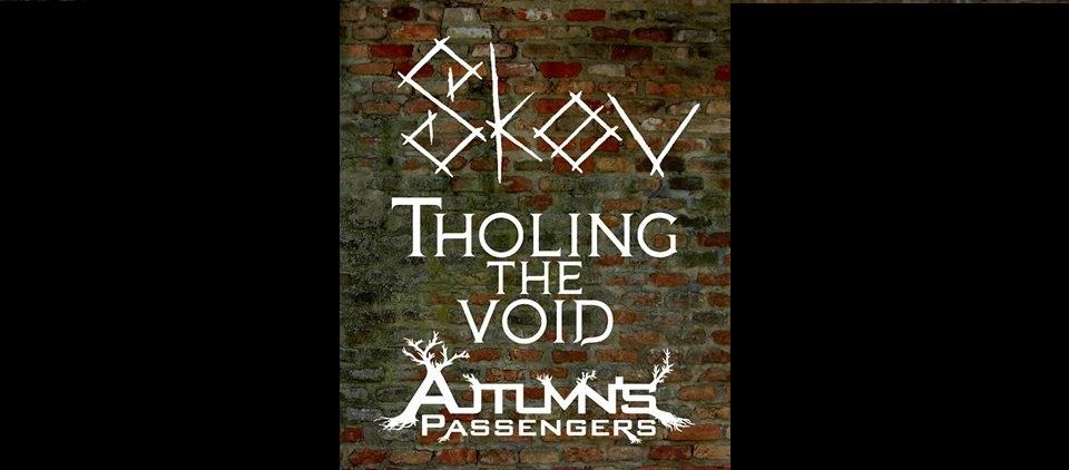 Skøv / Tholing the Void / Autumn's Passengers @ Kolejowa 12 | Wrocław | Województwo dolnośląskie | Polska