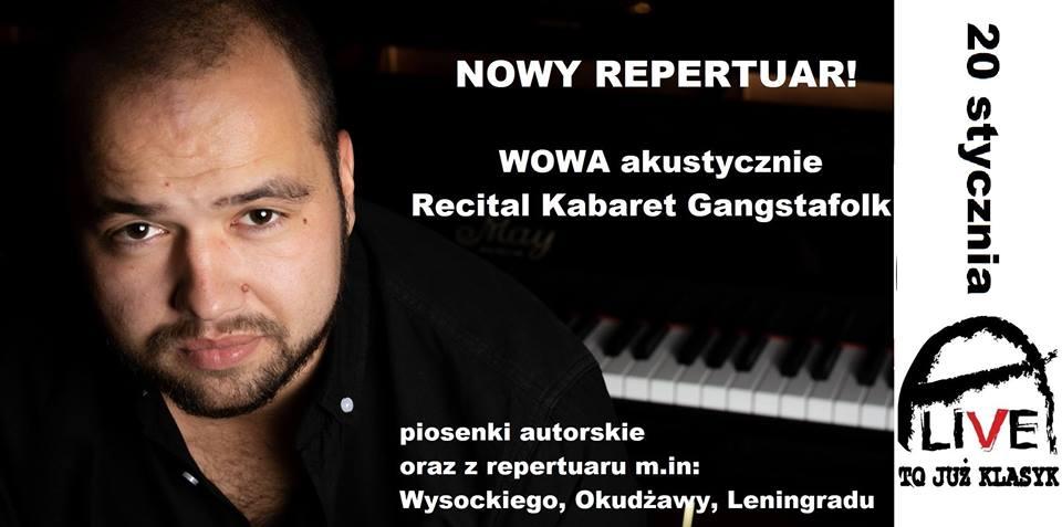 WOWA akustycznie @ Kolejowa 12 | Wrocław | Województwo dolnośląskie | Polska