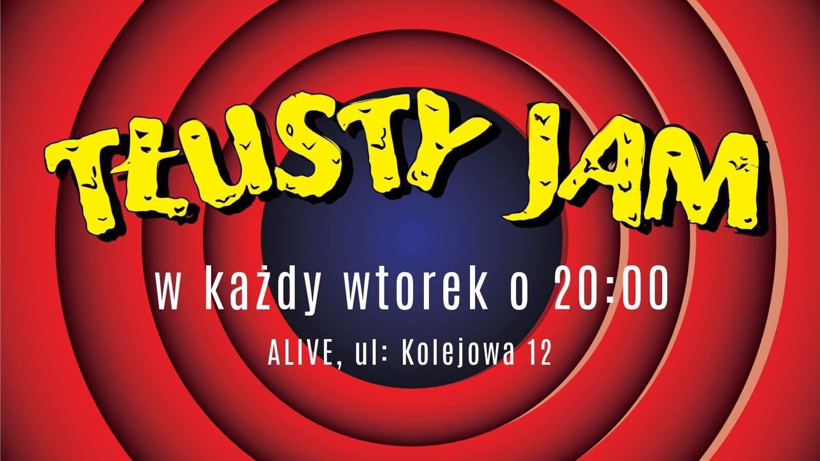 TŁUSTY JAM @ Kolejowa 12 | Wrocław | Województwo dolnośląskie | Polska