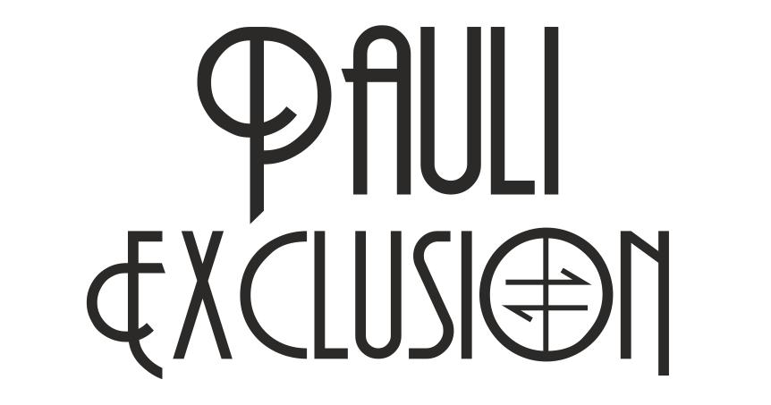 Pauli Exclusion